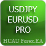 USDJPY_EURUSD PRO 【検証とレビュー】