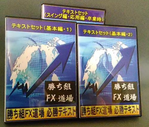 勝ち組FX道場DVD版