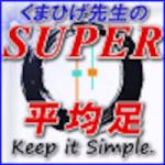 くまひげ流◆SUPER平均足【検証とレビュー】