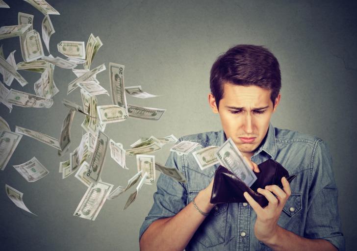 【問題】たかし君は30万円のお買い物をして月5千円のリボ払いにしました