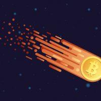 【悲報】ビットコイン(BTC)、13万円台まで下落か
