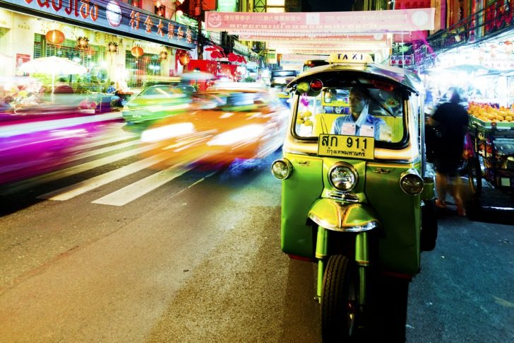 【注意喚起】タイはとうの昔に「微笑みの国」ではなくなった