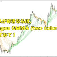 【FX手法】Averages GMMA (two color).ex4を紹介するよ!