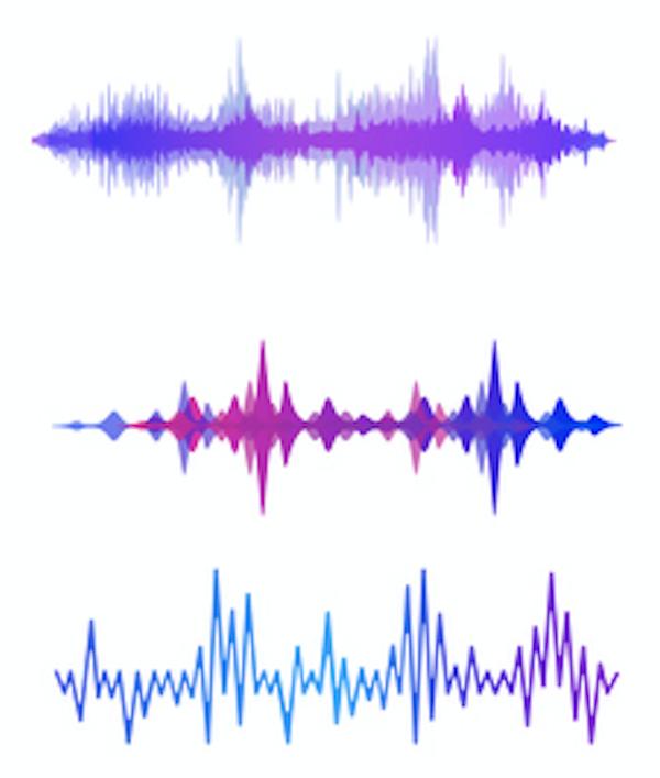 channel(周波数)のイメージ