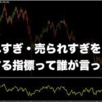 【FX】RSIは買われすぎ売られすぎを判断する指標って誰が言ったの?