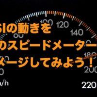 【FX手法】『RSI』の動きを自動車の速度計でイメージしてみよう!