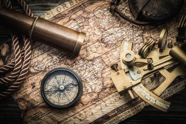 トレードシナリオは大海原を無事に横断するための『航海図』だ
