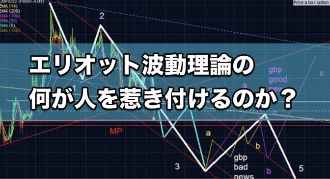 【FX】海外でエリオット波動理論はどのように評価されているか?