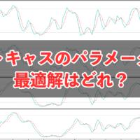 【FX】ストキャスティクスのパラメーター、最適解は?