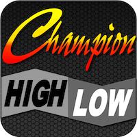Champion High/Low